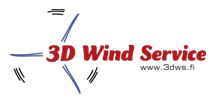 3D Wind Service Oy is a joint venture company providing professional service for wind power in Scandinavia and Baltic states